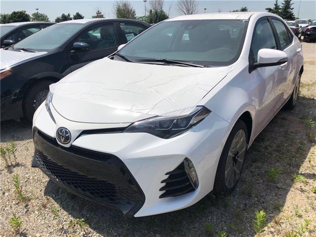2019 Toyota Corolla SE (Stk: 136054) in Brampton - Image 1 of 5