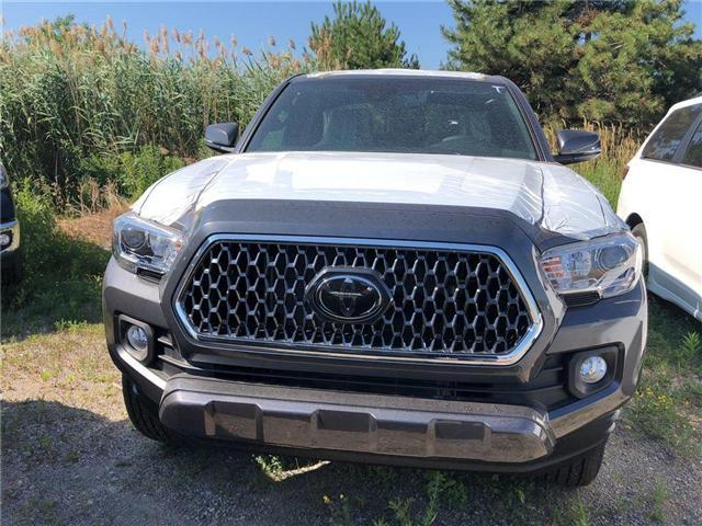 2018 Toyota Tacoma SR5 (Stk: 37286) in Brampton - Image 2 of 5