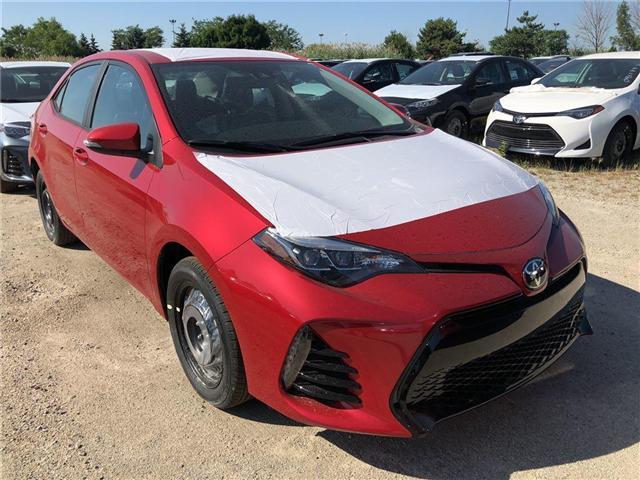 2019 Toyota Corolla SE (Stk: 139870) in Brampton - Image 2 of 5