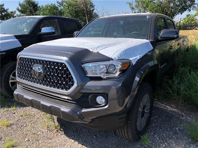 2018 Toyota Tacoma SR5 (Stk: 37331) in Brampton - Image 1 of 5