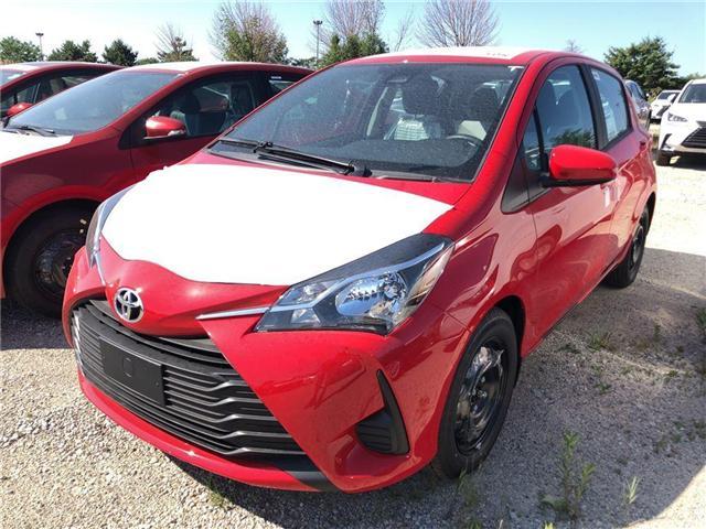 2018 Toyota Yaris LE (Stk: 96655) in Brampton - Image 1 of 5
