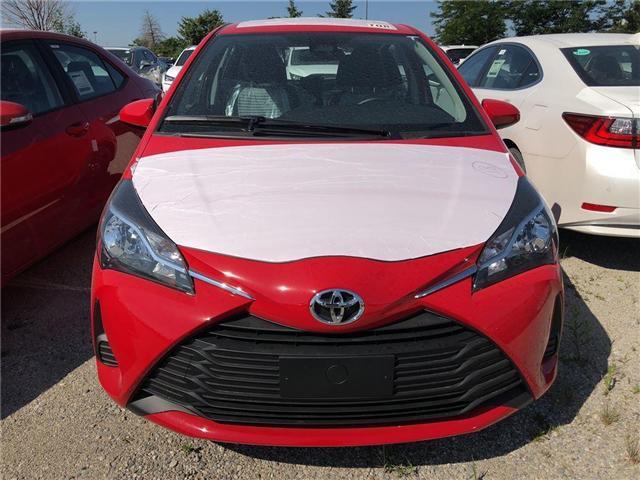 2018 Toyota Yaris LE (Stk: 96655) in Brampton - Image 2 of 5