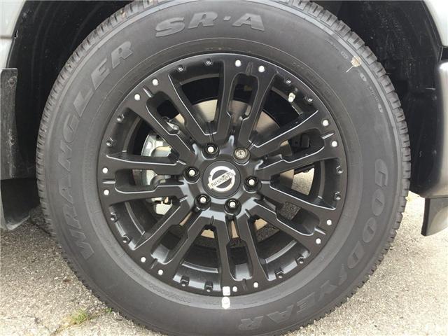 2018 Nissan Titan SV Midnight Edition (Stk: A7229) in Hamilton - Image 2 of 4