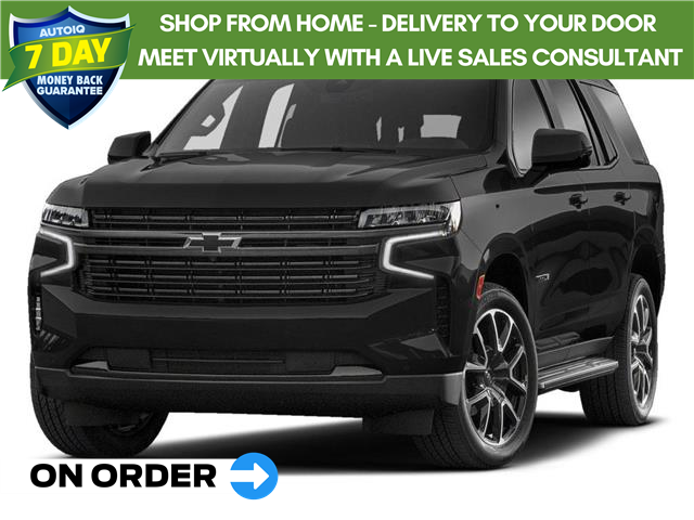 2021 Chevrolet Tahoe RST (Stk: 7OD34948037) in Grimsby - Image 1 of 3