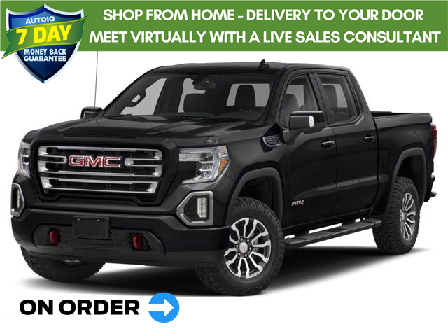 2022 GMC Sierra 1500 Limited AT4 (Stk: ZWJHT1) in Grimsby - Image 1 of 9