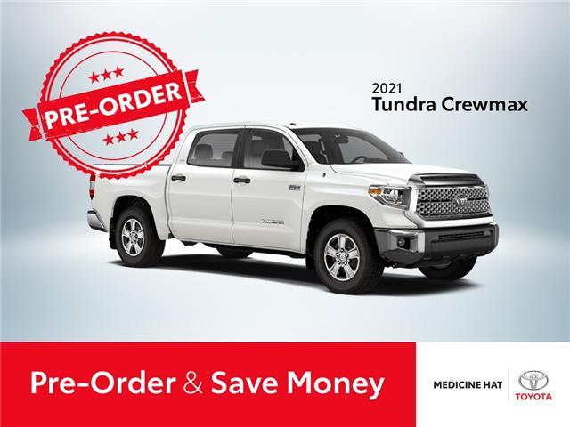 2021 Toyota Tundra Platinum (Stk: TP4AY5F1TA) in Medicine Hat - Image 1 of 1