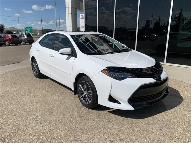 2019 Toyota Corolla LE (Stk: P1601) in Medicine Hat - Image 1 of 17