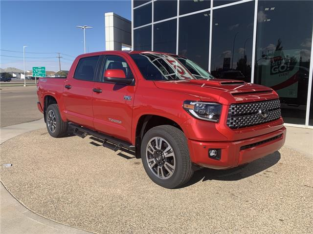 2021 Toyota Tundra SR5 (Stk: DY9622) in Medicine Hat - Image 1 of 18