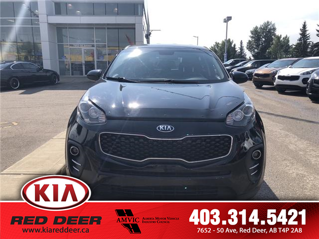 2017 Kia Sportage LX (Stk: 8SR7989A) in Red Deer - Image 2 of 10