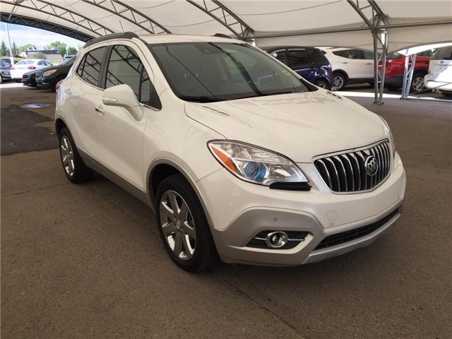 2014 Buick Encore Premium (Stk: 167543) in AIRDRIE - Image 1 of 21