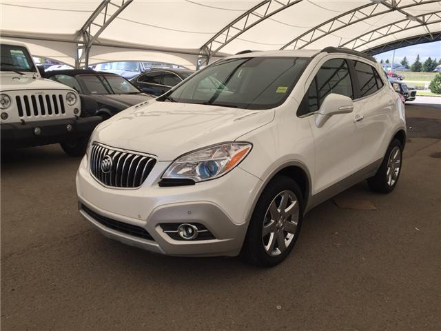 2014 Buick Encore Premium (Stk: 167543) in AIRDRIE - Image 3 of 21