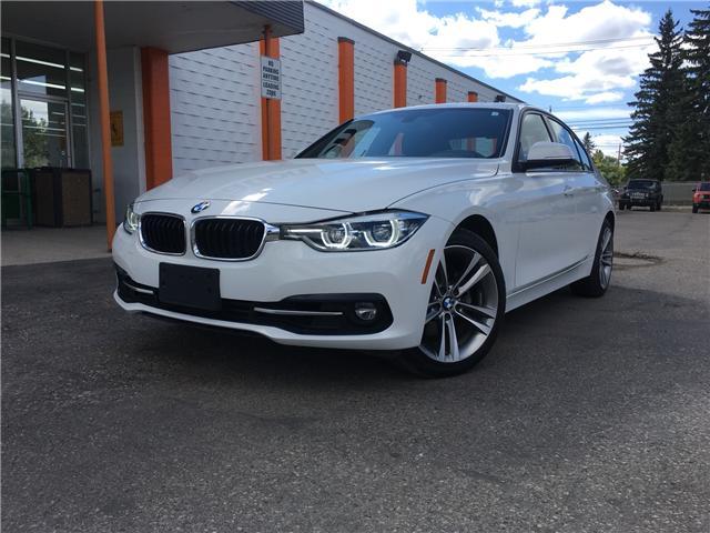2018 BMW 330 i xDrive (Stk: F131) in Saskatoon - Image 1 of 22