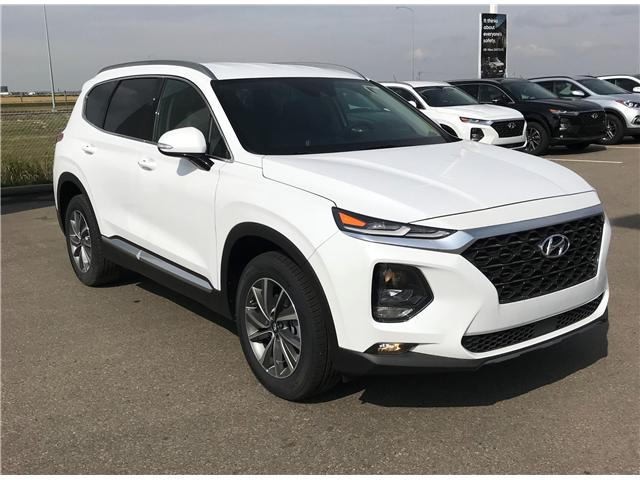 2019 Hyundai Santa Fe Preferred 2.4 (Stk: 9SF6652) in Leduc - Image 2 of 6