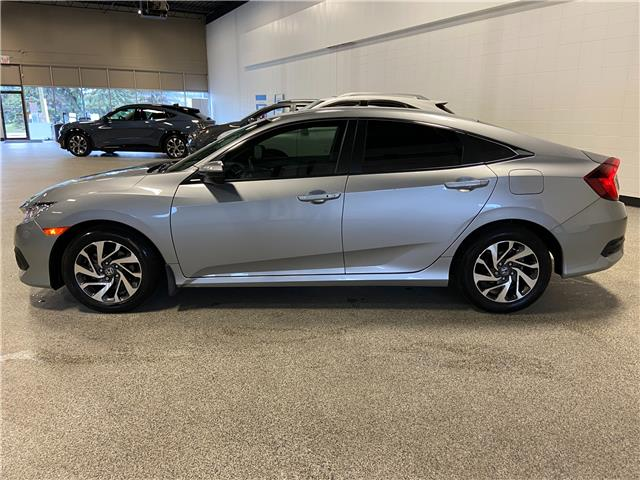 2018 Honda Civic EX (Stk: P12475B) in Calgary - Image 1 of 24