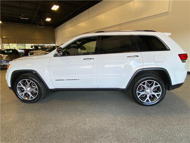 2020 Jeep Grand Cherokee Limited (Stk: P12711) in Calgary - Image 1 of 21