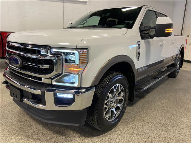 2020 Ford F-250 Lariat (Stk: P12739) in Calgary - Image 1 of 27