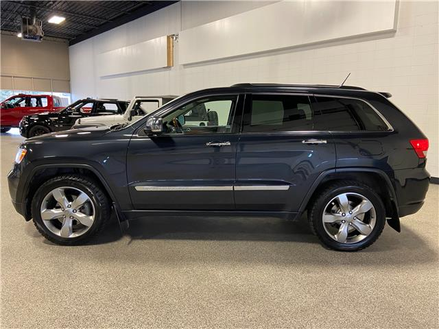 2013 Jeep Grand Cherokee Overland (Stk: B12774A) in Calgary - Image 1 of 26