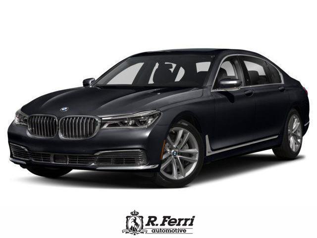 2019 BMW 750i xDrive (Stk: 27465) in Woodbridge - Image 1 of 9