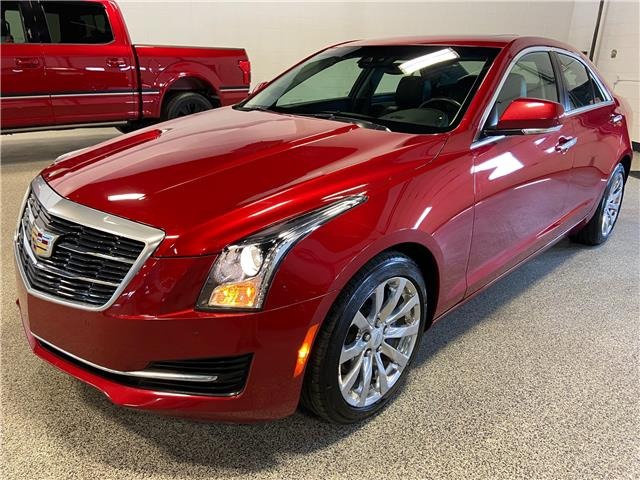 2017 Cadillac ATS 2.0L Turbo Luxury (Stk: P12701A) in Calgary - Image 1 of 23