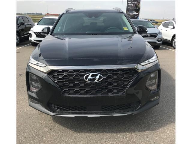2019 Hyundai Santa Fe Luxury (Stk: 9SF8055) in Leduc - Image 1 of 6