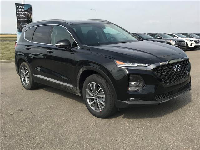2019 Hyundai Santa Fe Luxury (Stk: 9SF8055) in Leduc - Image 2 of 6