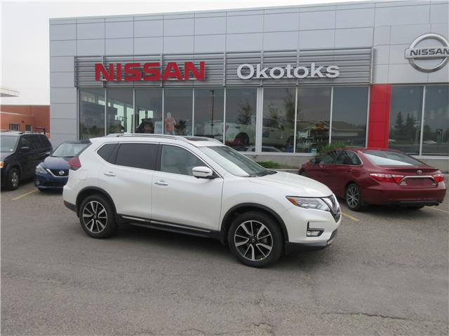2018 Nissan Rogue SL (Stk: 151) in Okotoks - Image 1 of 25