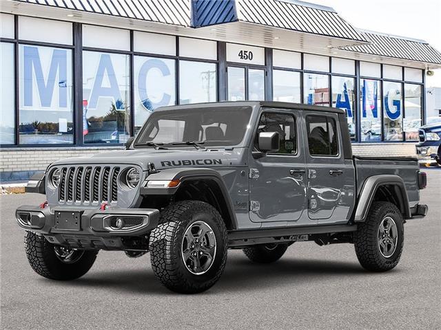 2021 Jeep Gladiator Rubicon (Stk: ML552447) in Orillia - Image 1 of 23
