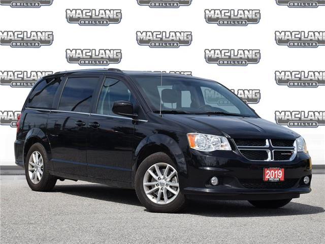 2019 Dodge Grand Caravan CVP/SXT (Stk: P2745) in Orillia - Image 1 of 8