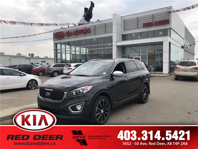 2018 Kia Sorento 2.4L LX (Stk: 8SR1962A) in Red Deer - Image 1 of 10