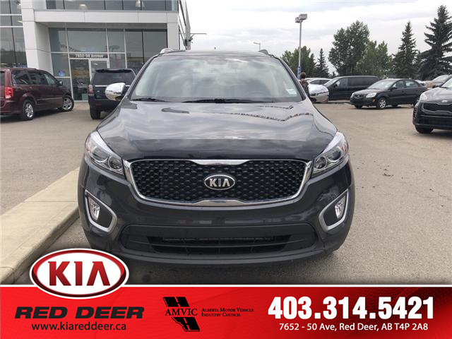 2018 Kia Sorento 2.4L LX (Stk: 8SR1962A) in Red Deer - Image 2 of 10