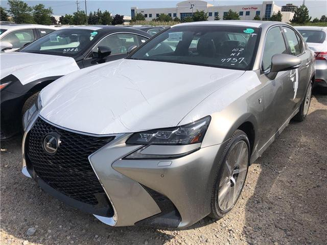 2018 Lexus GS 350 Premium (Stk: 9917) in Brampton - Image 1 of 5