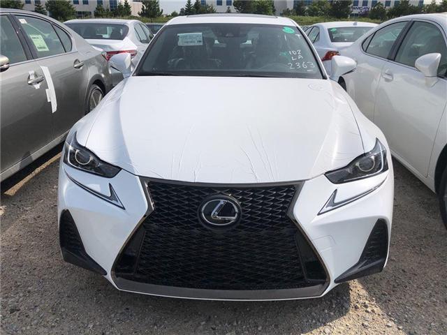 2018 Lexus IS 350 Base (Stk: 15954) in Brampton - Image 2 of 5
