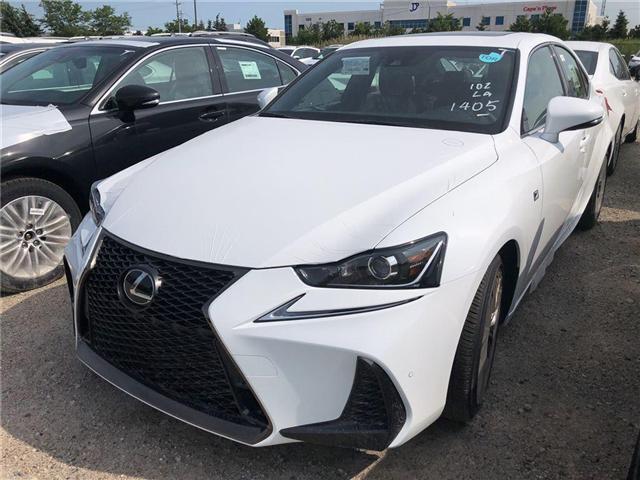 2018 Lexus IS 350 Base (Stk: 15931) in Brampton - Image 1 of 5