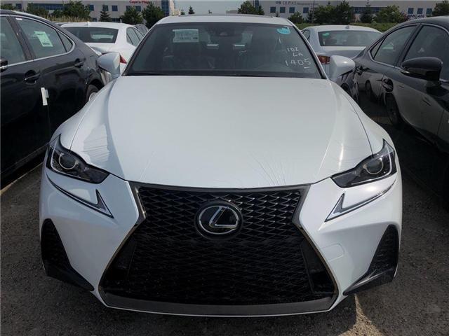 2018 Lexus IS 350 Base (Stk: 15931) in Brampton - Image 2 of 5