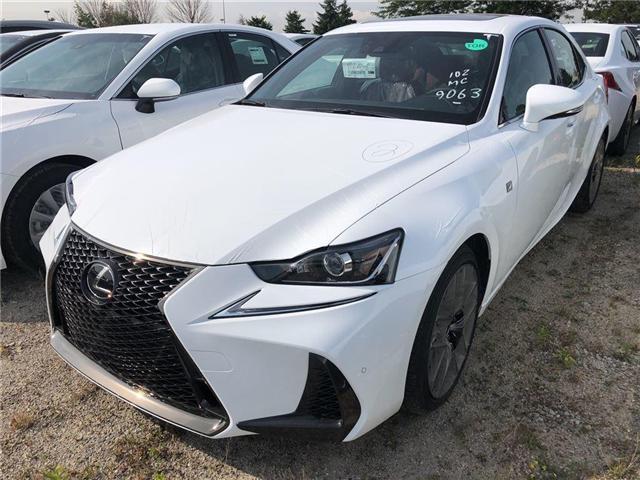 2018 Lexus IS 350 Base (Stk: 15978) in Brampton - Image 1 of 5