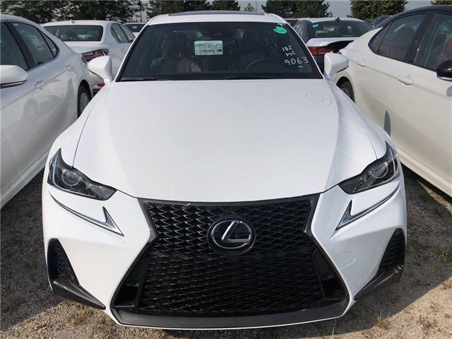 2018 Lexus IS 350 Base (Stk: 15978) in Brampton - Image 2 of 5