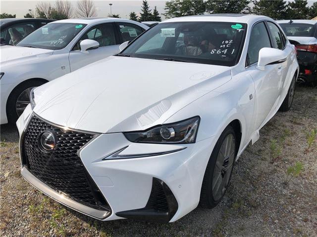 2018 Lexus IS 300 Base (Stk: 32351) in Brampton - Image 1 of 5