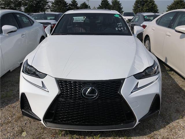 2018 Lexus IS 300 Base (Stk: 32351) in Brampton - Image 2 of 5