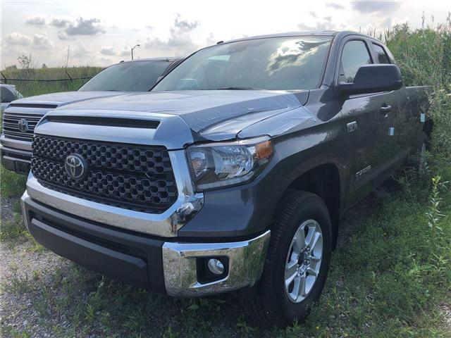 2018 Toyota Tundra SR5 Plus 5.7L V8 (Stk: 760782) in Brampton - Image 1 of 5