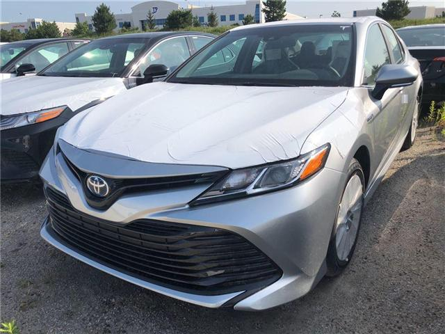2018 Toyota Camry Hybrid LE (Stk: 506952) in Brampton - Image 1 of 5