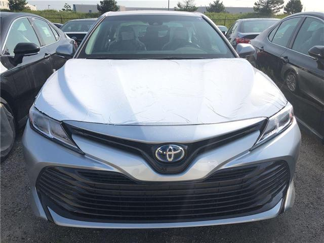 2018 Toyota Camry Hybrid LE (Stk: 506952) in Brampton - Image 2 of 5