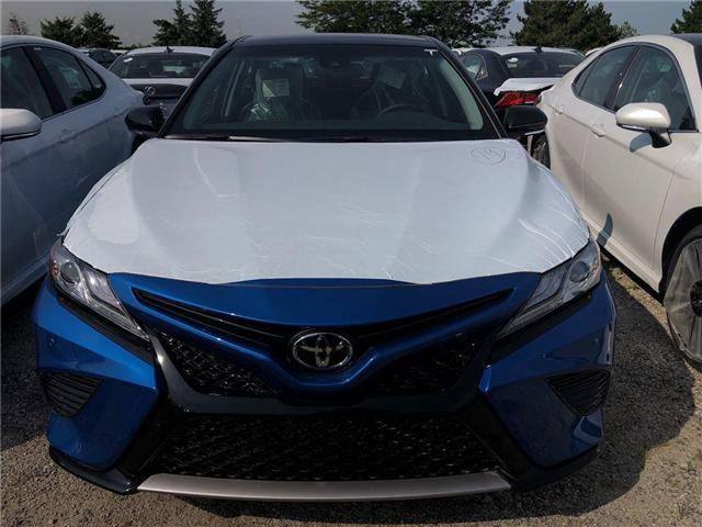 2018 Toyota Camry XSE (Stk: 133235) in Brampton - Image 2 of 5