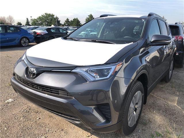 2018 Toyota RAV4 LE (Stk: 814279) in Brampton - Image 1 of 5