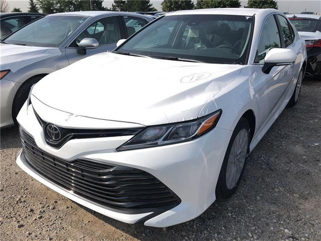 2018 Toyota Camry LE (Stk: 652707) in Brampton - Image 1 of 5
