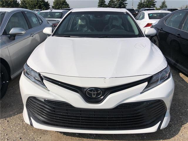 2018 Toyota Camry LE (Stk: 652707) in Brampton - Image 2 of 5