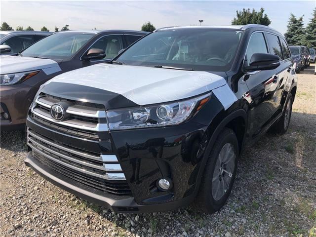 2018 Toyota Highlander XLE (Stk: 555096) in Brampton - Image 1 of 5