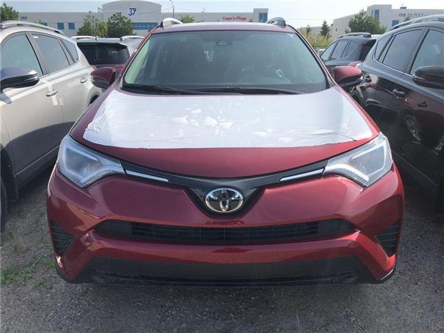 2018 Toyota RAV4 LE (Stk: 821752) in Brampton - Image 2 of 5
