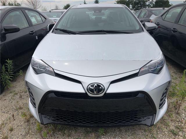 2019 Toyota Corolla SE (Stk: 151665) in Brampton - Image 2 of 5
