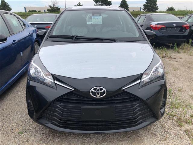 2018 Toyota Yaris LE (Stk: A097552) in Brampton - Image 2 of 5