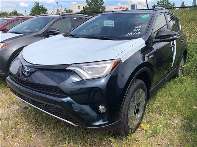 2018 Toyota RAV4 Hybrid SE (Stk: 232854) in Brampton - Image 1 of 5